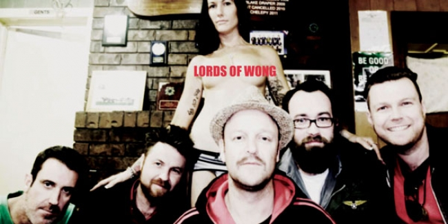 Lords Of Wong: Safety Word Whiskey