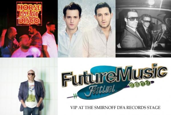 WIN Smirnoff VIP Tickets to FMF!