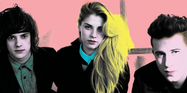 London Grammar: Getting To First Base