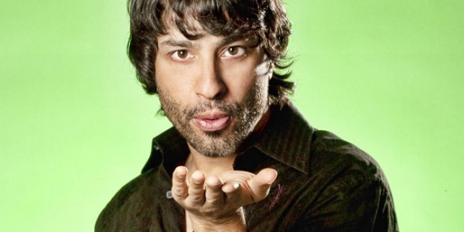 Arj Barker: Comedy In Preview