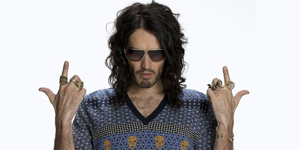 Russell Brand: Comedy Interview