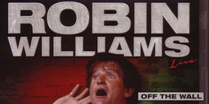 Robin Williams Off The Wall DVD