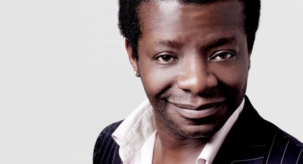 Setting The Agenda: Stephen K Amos