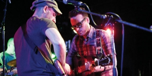 Live Review: Turin Brakes @ The Zoo April 24
